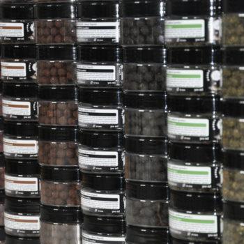 Dipované mini boilies - tekuté (liquid)